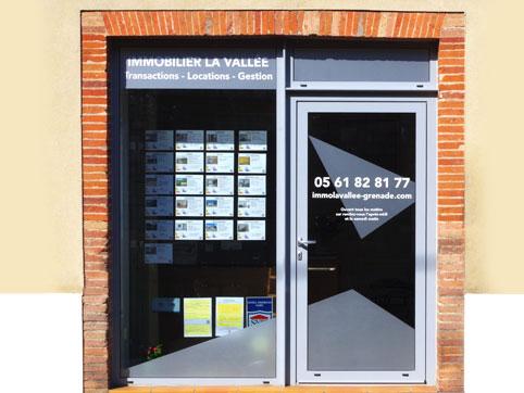 Immobilier grenade 31330 en haute garonne immo la vall e - Agence haute garonne colissimo ...